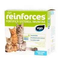 VIYO REINFORCES  FOR CATS ALL AGES 7X30ML
