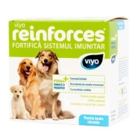Viyo Reinforces for Dogs All Ages, 7 x 30 ml
