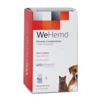 WEPHARM WeHemo, suplimente cardio-vasculare câini și pisici, suspensie orală, 30ml