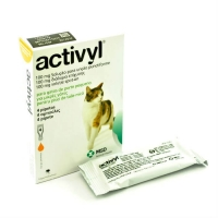 Activyl cat, < 4kg