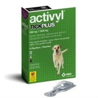 Activyl Tick Plus Lg Dog 600mg