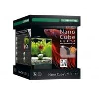 Acvariu Dennerle Nano Betta Cube, 10 L + Style LED S