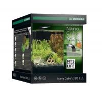 Acvariu Dennerle Nano Cube Basic, 20 L + Style LED M