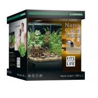 Acvariu Dennerle Nano Cube Complete, 30 L + Style LED M