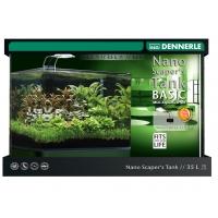 Acvariu Dennerle Nano Scapers Basic LED 5, 35 L