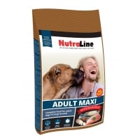 Nutraline Dog Maxi Adult, 3 kg