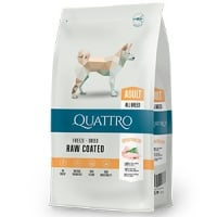 Quattro Premium Dog Adult All Breed cu Pui,12 kg