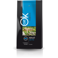 OK Cat Passion Adult Fish 12.5 kg