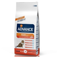 Advance Cat Adult Somon si Orez, 15 kg