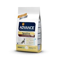 Advance Cat Adult Sensitive Rata si Orez 1,5 kg