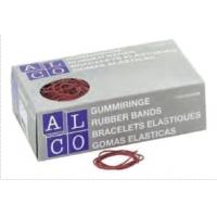 Elastice pentru bani, D 85 x 1,5mm, 1000g/cutie, ALCO