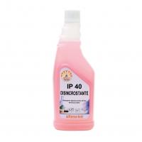 IP 40 DISINCROSTANTE - detergent obiecte sanitare