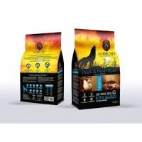 Ambrosia Grain Free Adult Dog Rata&Pastrav Proaspat, 12kg