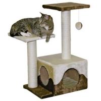 Ansamblu De Joaca Pentru Pisici Kerbl Saphir, Maro/Bej, 70 Cm