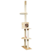 Ansamblu de Joaca pentru Pisici Santiago 243 - 280 cm