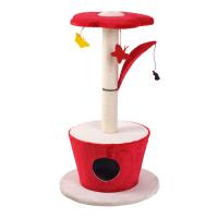 Ansamblu de Joaca pentru Pisici Grand Fleur 103 cm