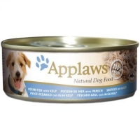 Applaws Dog Peste Oceanic si Varec 156g