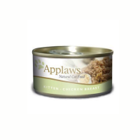 Applaws Cat Kitten Piept de Pui 70 g
