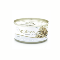 Applaws Cat Adult File de Ton si Branza 70 g