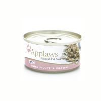 Applaws Cat Adult File de Ton si Creveti 70 g