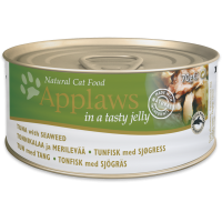 Applaws Cat Adult Ton si Alge Marine Conserva Aspic,156 g