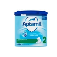 Lapte Praf Nutricia Aptamil 2, 400 g, 6 - 12 Luni