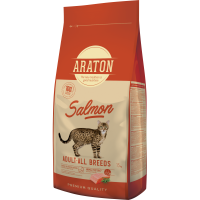 Araton Cat Adult Somon 15 kg