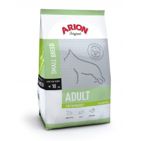 Arion Original Adult Small Breed cu Pui si Orez, 3 kg