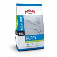 Arion Original Puppy Medium cu Pui si Orez 12 kg