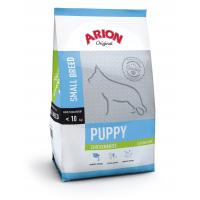 Arion Original Puppy Small Breed cu Pui si Orez 3 kg