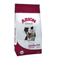 Arion Friends Multi-Vital, cu Miel si Orez, 28/13, 15 Kg