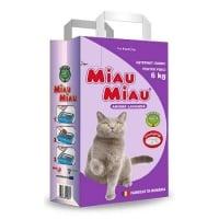 Pachet 4 x Nisip Miau Miau Lavanda, 6 kg