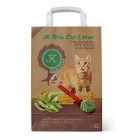 Asternut JK Animals Tofu Ceai Verde, 2,5 Kg