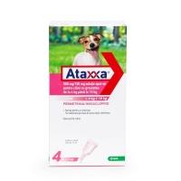 Pipeta Antiparazitara Ataxxa 4-10 kg, 4 pipete