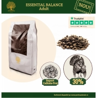 Essential Balance Low Protein, Curcan si Orez, Small Breed, 3 kg