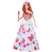 Papusa Barbie Printesa Orasul Dulciurilor