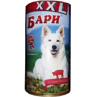 Barry Adult Dog XXL cu Vita, 1320 g