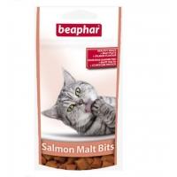 Recompense Pisica Beaphar Malt Bits Somon, 35 g