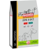 Biomill Breeders Adult Miel si Orez 20 kg