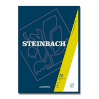 Bloc desen A4, 20 file - 200g/mp, AURORA Steinbach