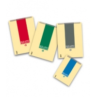 Bloc Notes Spira A7 60 File V Style Pigna