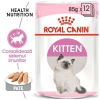 Pachet Royal Canin Kitten Loaf, 85 g