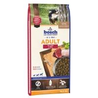 Bosch Miel si Orez 15 kg + Ulei de Somon Nutrivet 250 ml Cadou