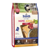 Bosch Adult Mini Miel si Orez, 3 kg