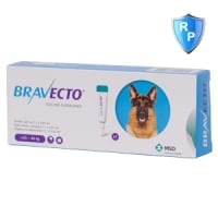 Bravecto Spot On Dog 1000 mg, 20-40 kg, 1 pipeta