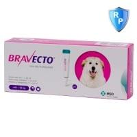 Bravecto Spot On Dog 1400 mg, >40-56 kg, 1 pipeta