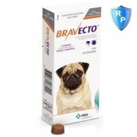 BRAVECTO, comprimate masticabile antiparazitare, câini 5-10kg, 250 mg, 1 comprimat