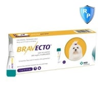 Bravecto Spot On Dog 112.5 mg, 2-4.5 kg, 1 pipeta
