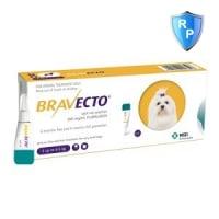 Bravecto Spot On Dog 112.5 mg, 2-4.5 kg, 1 pipeta