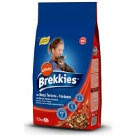 Brekkies Cat Excel Mix Vita, 1,5 kg